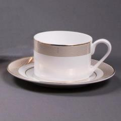 Rental store for Gold Lines Cup   Saucer in Toronto Ontario