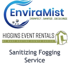 Rental store for EnviraMist Sanitizing Fogging Service in Toronto Ontario