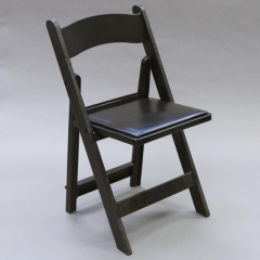 Rental store for Chair Folding - Black Resin in Toronto Ontario