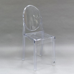 Rental store for Chair Ghost - Clear in Toronto Ontario