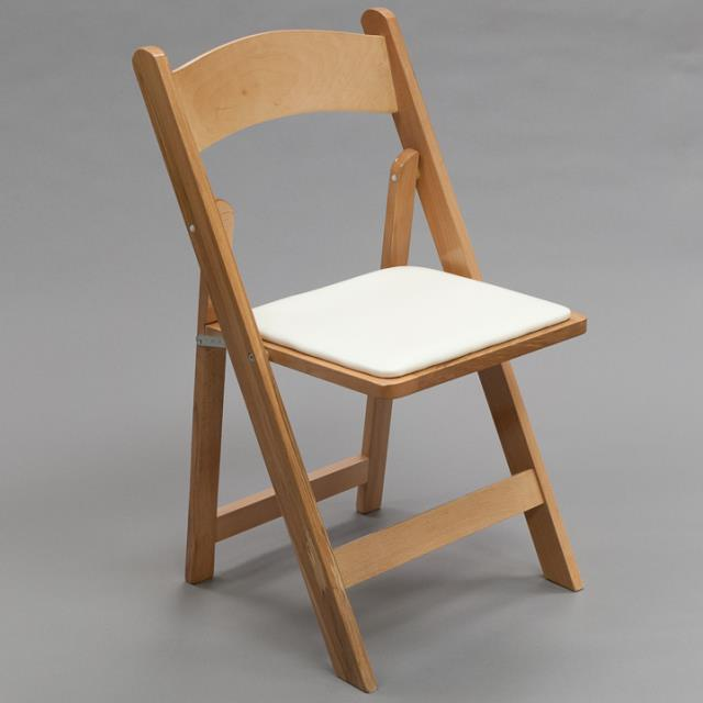 Where to find Chair Folding - Natural Wood in Toronto