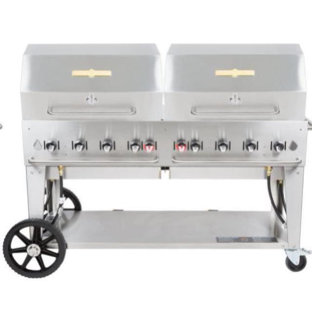 Where to find Barbeque 6 X2 Propane With Rolltop Dome in Toronto