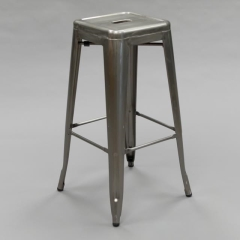Rental store for Bar Stool - Silver Industrial in Toronto Ontario
