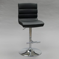 Rental store for Bar Stool Black Executive Swivel in Toronto Ontario