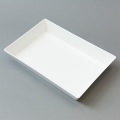 Rental store for Platter White Melamine Rect. 18X12 in Toronto Ontario