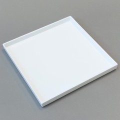 Rental store for Platter White Melamine Sq. 13x13 in Toronto Ontario
