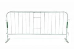 Rental store for Crowd Control Barricade, 4 H x 6 L in Toronto Ontario