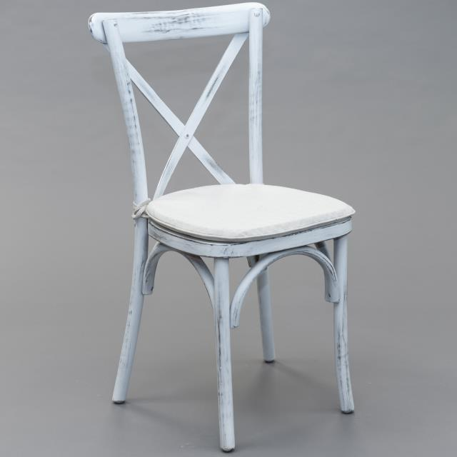 Where to find Chair Crossback - Whitewash Wood in Toronto