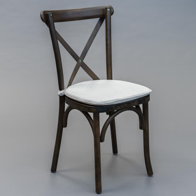 Where to find Chair Crossback - Dark Wood in Toronto