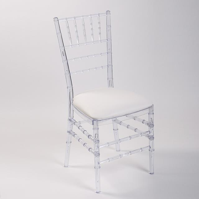 Where to find Chair Chiavari - Clear Resin in Toronto