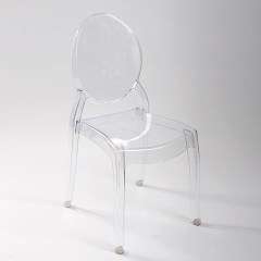Rental store for Chair Sophia - Clear in Toronto Ontario