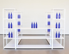 Rental store for Acrylic White Bar 3 Layer Shelf in Toronto Ontario