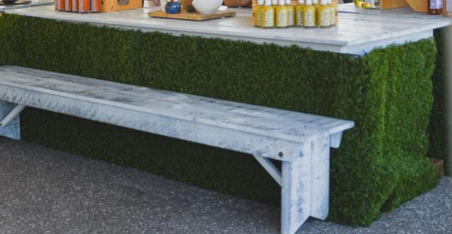 Where to find Harvest Table 8 x3 -Hedge Surround in Toronto