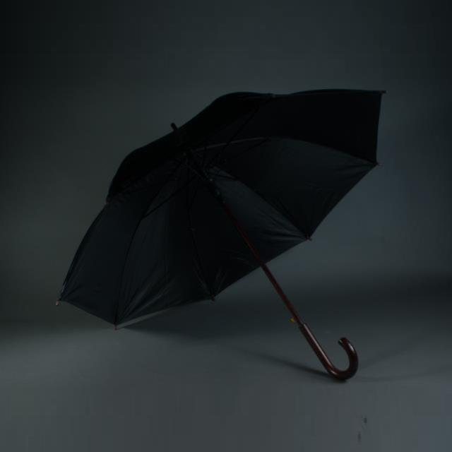 Where to find Umbrella Black W  Hook Handle in Toronto