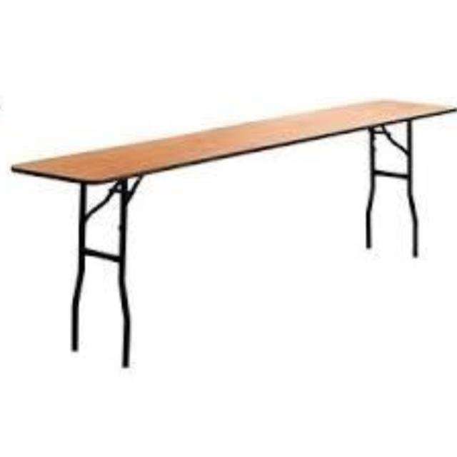 Where to find Table Rect. 18 X 8  Slim in Toronto