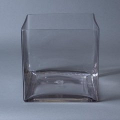 Rental store for Glass Vase, Square 6 in Toronto Ontario